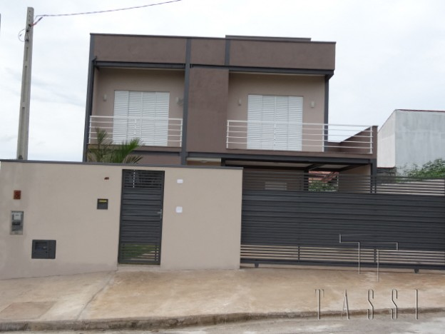 Casa tassi em estrutura met lica vendida tassi - Modelos de puertas metalicas para casas ...